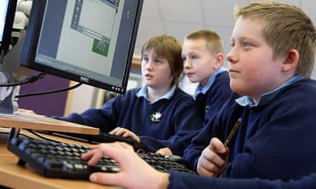 Coding is on the curriculum for primary and secondary school pupils in the UK.