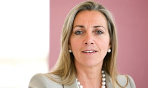 Rona Fairhead: new chair of the BBC Trust, or mother of three, depending on where you get your information from.