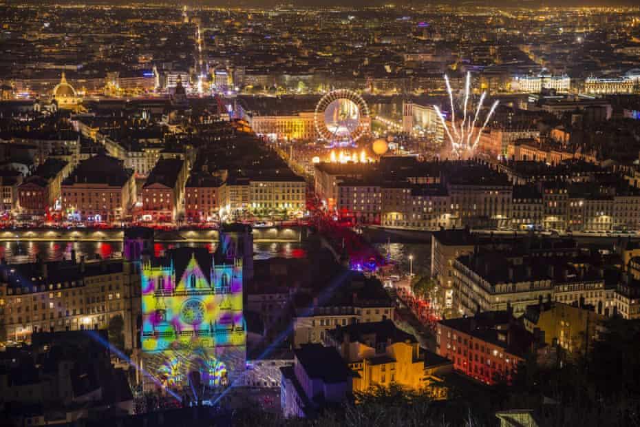 Lyon lights festival
