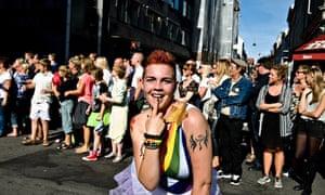 Copenhagen Pride Parade 2013