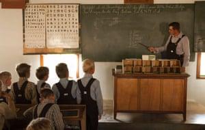 Professor Peter Janzen's school