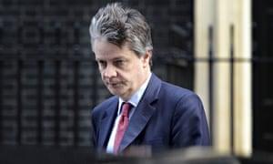 Conservative peer Jonathan Hill