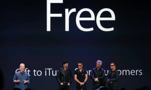 Stop whining about the free U2 album  Hating Bono is way