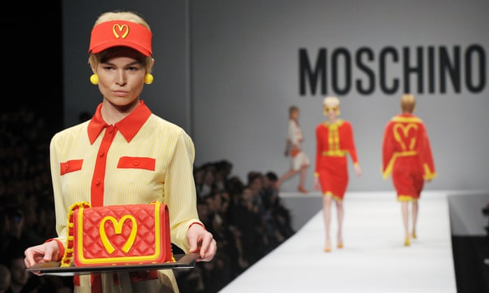 c141ec059e02 Jeremy Scott: 'I try to convey joy in the clothes I design' | Fashion | The  Guardian
