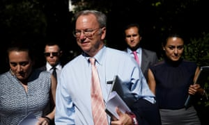Google's executive chairman Eric Schmidt is leading an ethics advisory council on a seven-city tour of Europe to discuss data protection issues