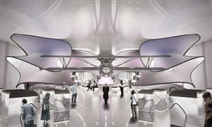 Artist's impression of the Science Museum's new mathematics gallery