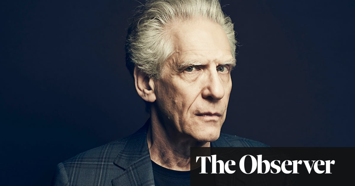 David Cronenberg: 'My imagination is not a place of horror