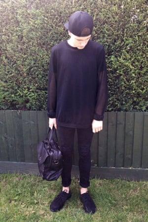 Arron Burton's t-shirts