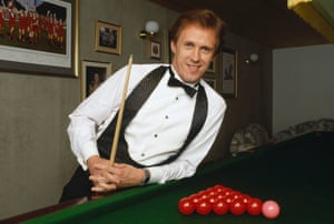 April 1985 Liverpool captain Phil Neal pictured in the snooker room at his home near Liverpool.