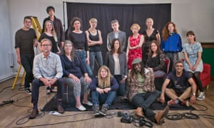 Next Generation' of 20 hotly-tipped poets announced by