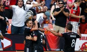 DC United, Luis Silva