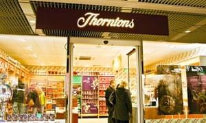 thorntons plc annual report
