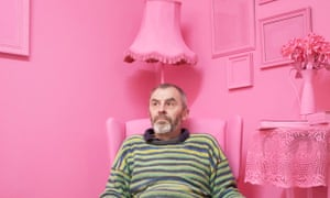An image by Nia Samuel-Johnson from PINKD, which explores 'pink art in today's society'.