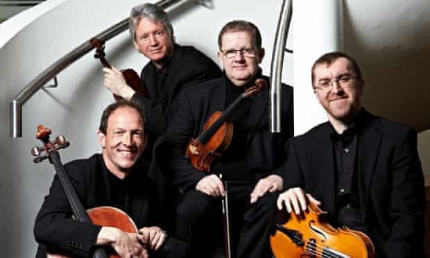 Vanbrugh Quartet