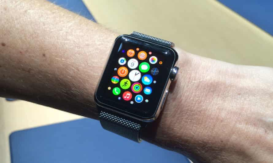 The Apple Watch can track your daily activity, but will need a rest at night.