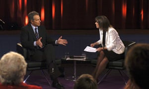 Kirsty Wark interviews Tony Blair