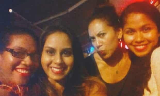 trinidad selfie