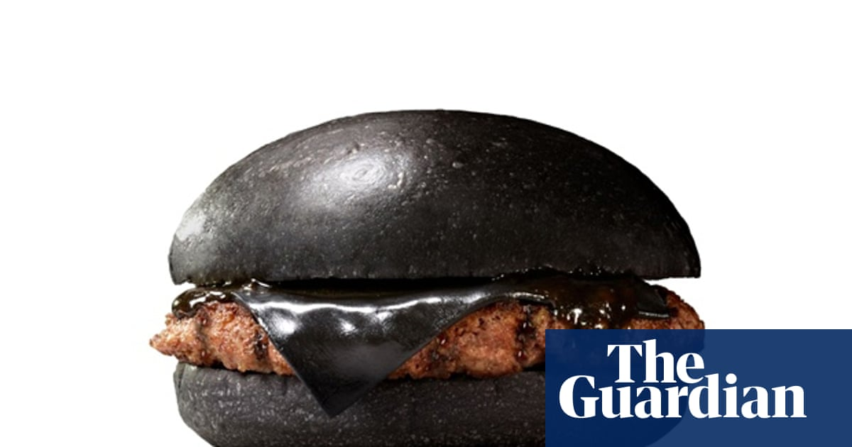 Burger King launches black burger in Japan – and no, it's