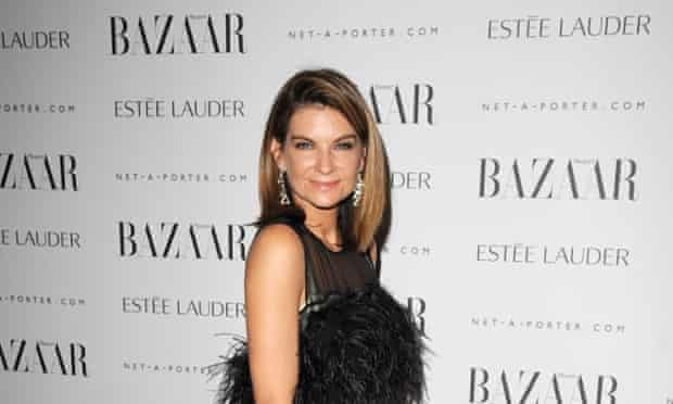 Natalie Massenet, the founder of Net-a-porter, worked for Tatler in a former life as a fashion editor.