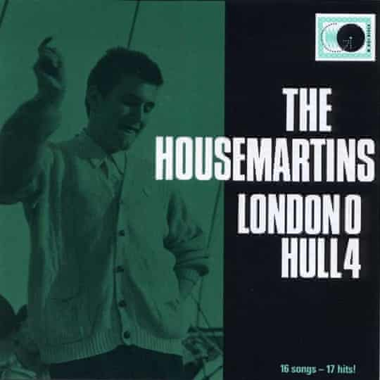 Cover of The Housemartins' album London 0 Hull 4