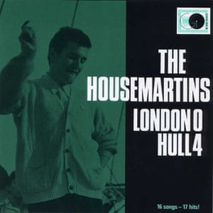 Cover of The Housemartins' album London 0 Hull 4