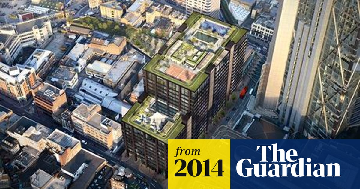 Amazon to move to new London office building as it quits