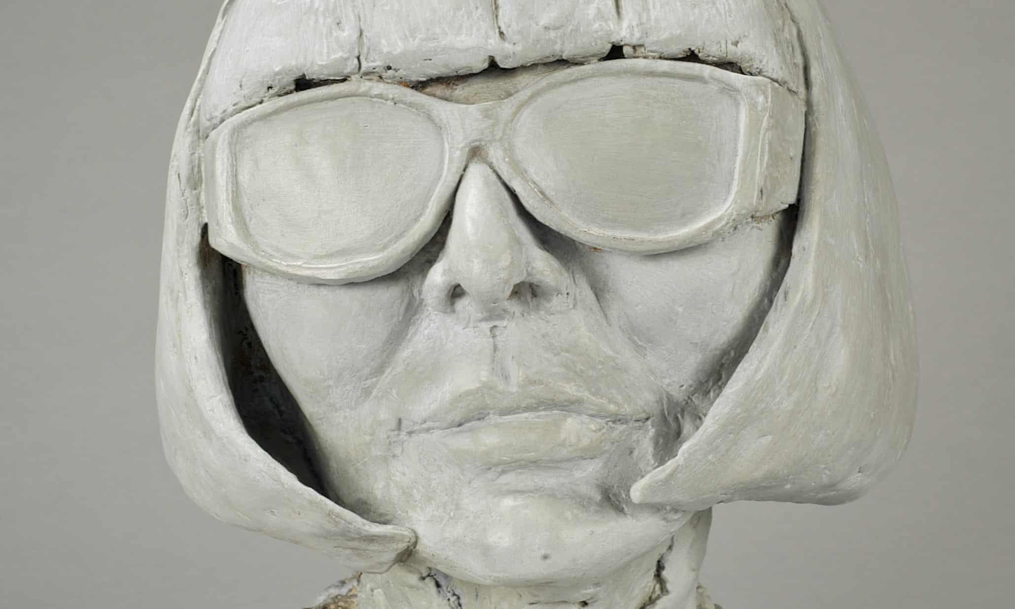 Fashion or bust: Nicole Farhi sculpts Anna Wintour, Helena Bonham Carter and Bill Nighy