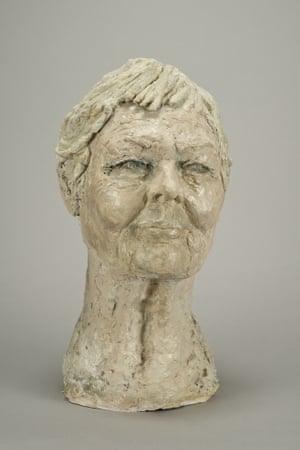 judi_dench Sculpture by Nicole Farhi