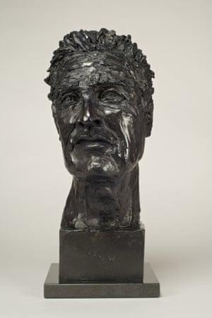Rupert Everett  Sculpture by Nicole Farhi