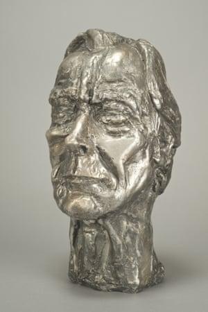Bill Nighy Sculpture by Nicole Farhi