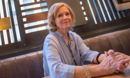 Liv Ullmann, the leading lady of Scandi cinema.