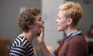 Hamlet Rehearsals at Royal Exchange.