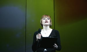 Maxine Peake as Claire in On The Third Day from The Play's The Thing