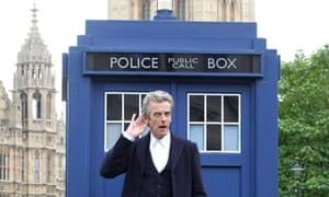 American Doctor Who fans befuddled by Capaldi's accent: 'He