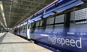 Southeastern high speed train