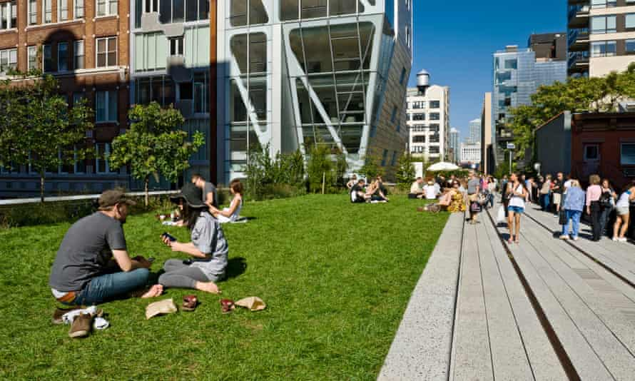 The High Line in NewYork