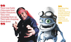 Carl Douglas of Kung Fu Fighting and the Crazy Frog …where are they now?