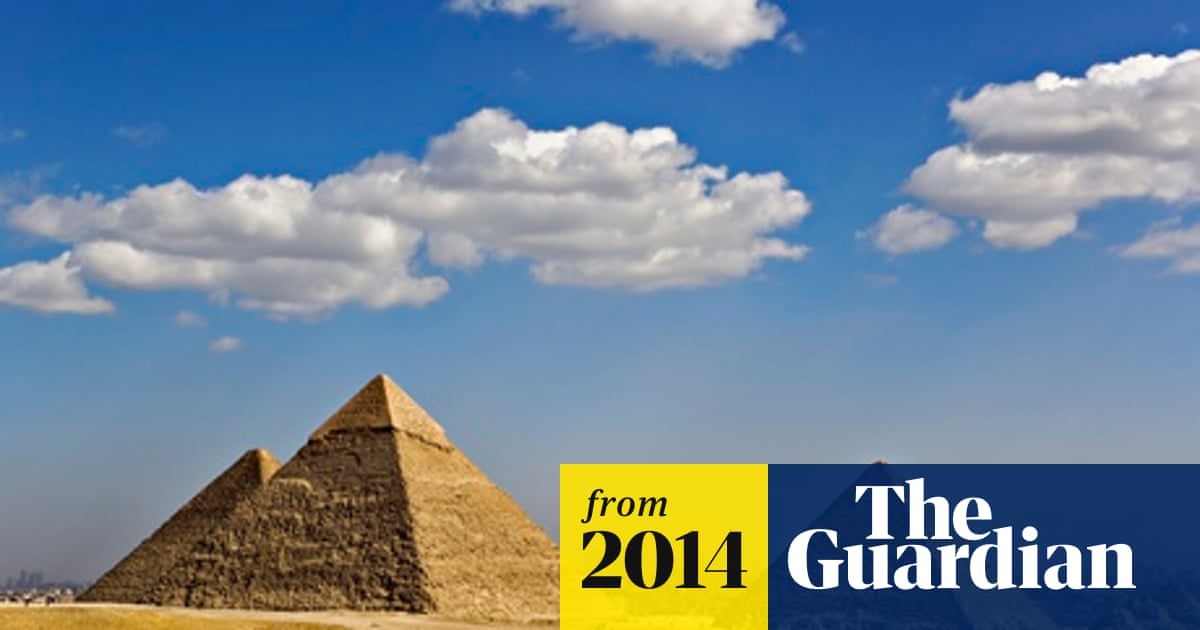 Google Street View lets you explore pyramids from comfort of your
