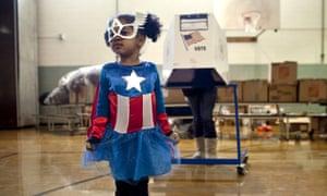 captain america voter
