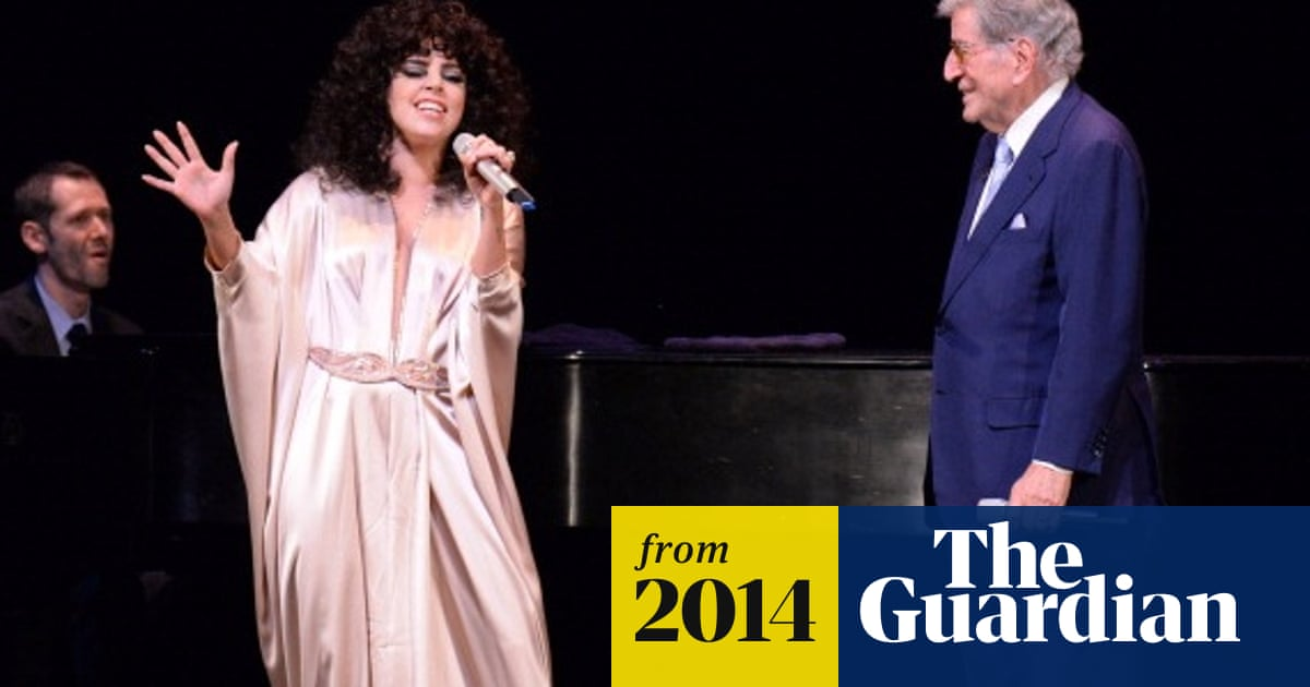 Lady Gaga: 'I tell Tony Bennett every day that he saved my life