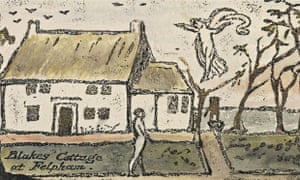 William Blake's cottage