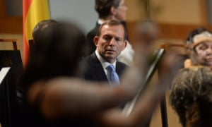 Tony Abbott and Indigenous Australians