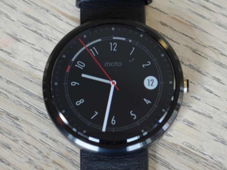 Motorola Moto 360 review
