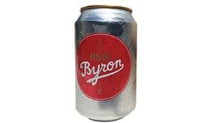 Byron beer