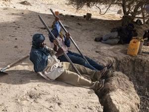 Timbuktu banco