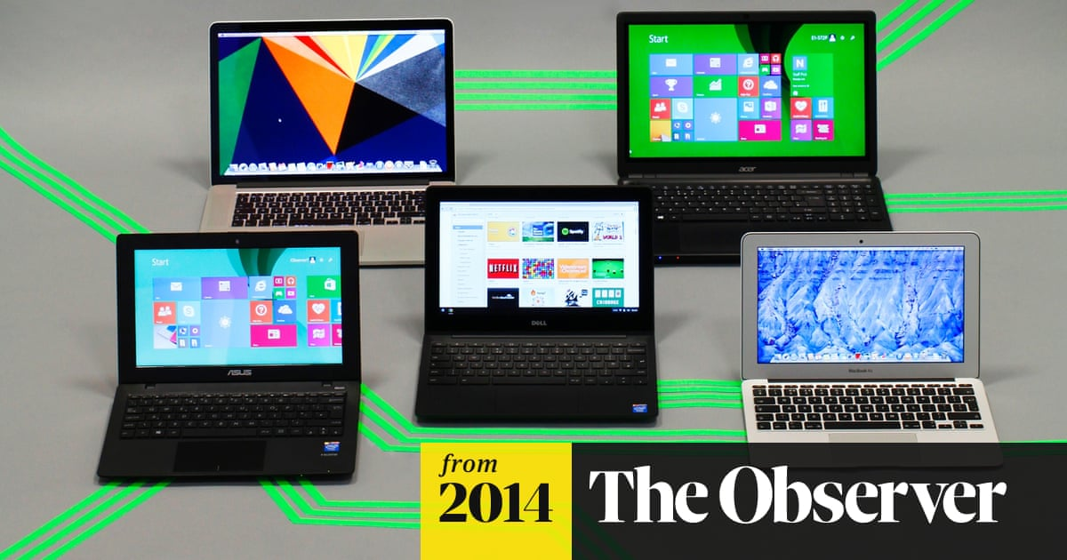 Five best laptops to suit any budget | Technology | The Guardian