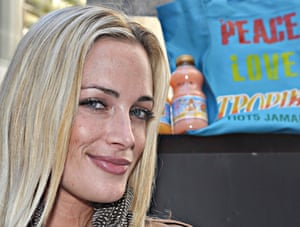 Reeva Steenkamp, pictured in 2012.