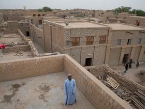 Diadié Hammadoun Maiga headed Timbuktu's crisis committee during the jihadist occupation from 2012.