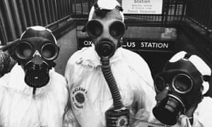 Friends of the Earth handing out anti-nuclear material at Oxford Circus in 1980 –the group's argument against nuclear has moved on from fears over radiation