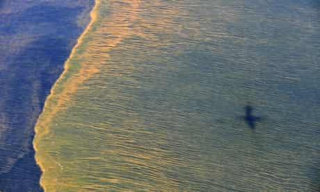 BP Gulf of Mexico oil spill 2010
